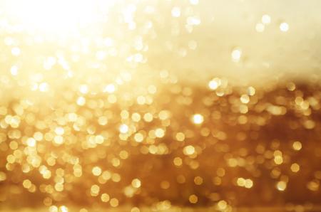 Photo pour Christmas abstract bokeh - image libre de droit