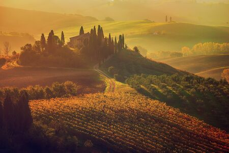 Photo for Sunrise in Italy - Royalty Free Image