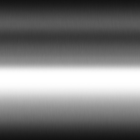 smooth chrome metal texture seamless gradient background, black and white horizontal stripes of light