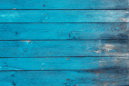 Photo for blue painted wood texture vintage background - Royalty Free Image