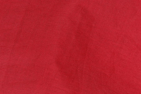 Photo for red canvas fabric texture background delicate grid pattern - Royalty Free Image