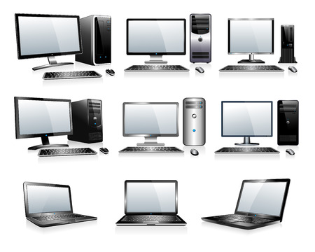 3D and 2D Computers
