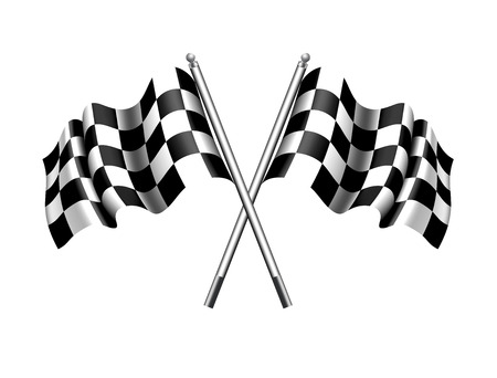 Checkered Chequered Flag