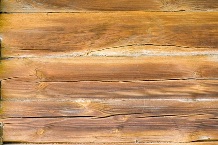 Old chappy  wooden wall of brown color