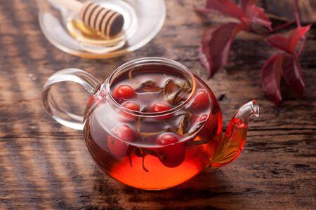 Tea of rosehip