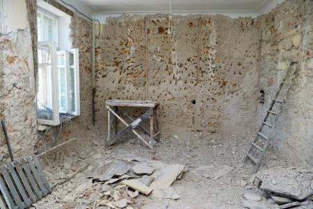 Photo pour Repair in room. Element of design. - image libre de droit
