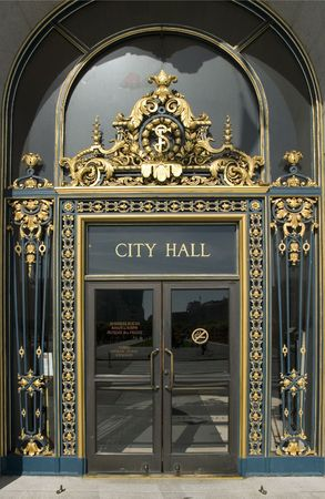 The City Hall of San Francisco California, opened in 1915, in its open space area in the city's Civic Center, is a Beaux-Arts monument to the brief City Beautiful movement that epitomized the high-minded American Renaissance of the period 1880-1917. The