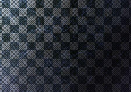 Photo pour black Japanese paper texture background - image libre de droit