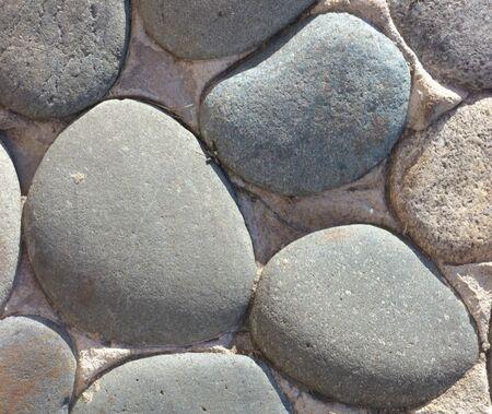 Photo for cobblestone background - Royalty Free Image