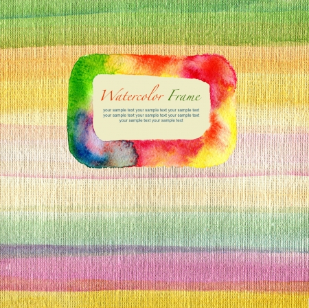 abstract textured watercolor background