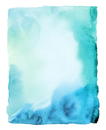 Photo for Abstract watercolor painted background. Texture paper. - Royalty Free Image