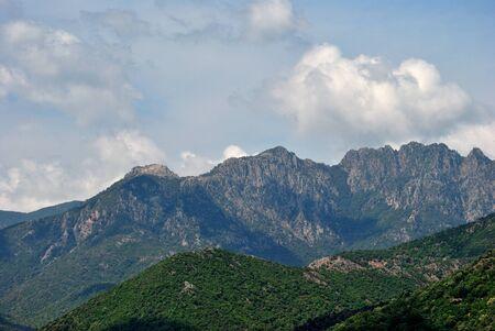 Foto per View of Monte Lattias - Immagine Royalty Free