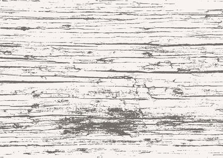 Vintage old wood background. Vector. Template design
