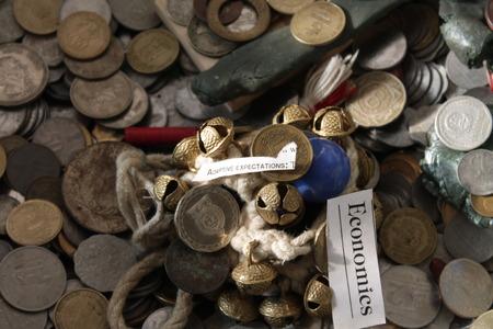 ECONOMICS-COINS AND ART