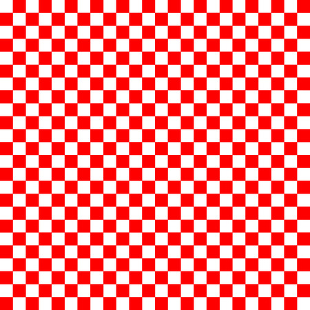 Illustration for Abstract vector red small square Background - Royalty Free Image