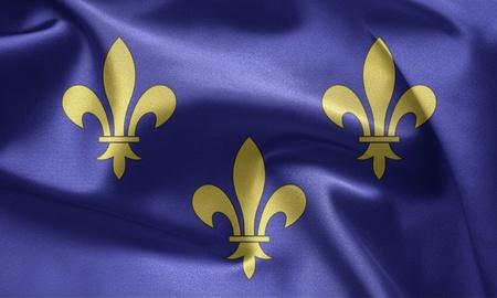 Ile-de-France (France)