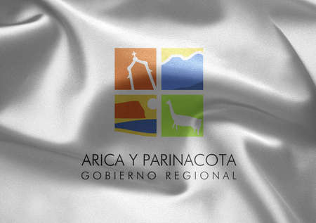 Flag of Arica y Parinacota  Chile