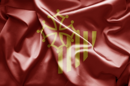 Flag of Languedoc Roussillon