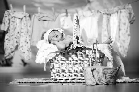 Foto de Baby relaxing - Imagen libre de derechos