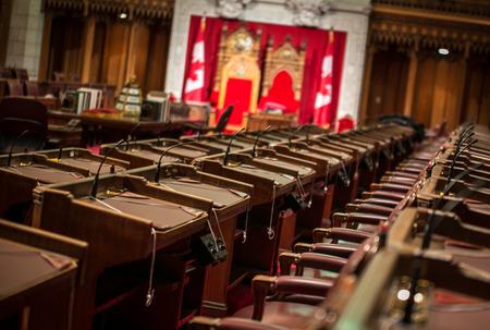 senate chamber canada