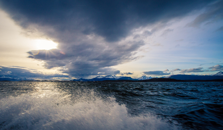 Strait of Magellan.