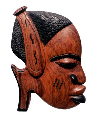 African Wood Carving, North Africa