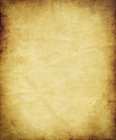 old antique brown paper or parchment