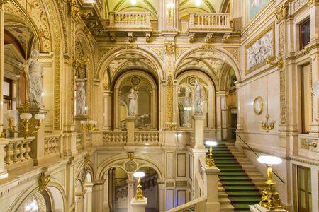 Photo for Austria, Vienna, Opera House, The Main Hall - Royalty Free Image