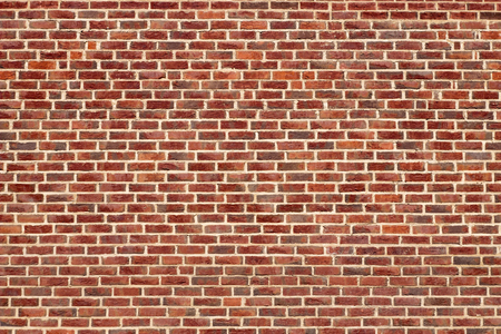 Photo for red brick wall background texture - Royalty Free Image