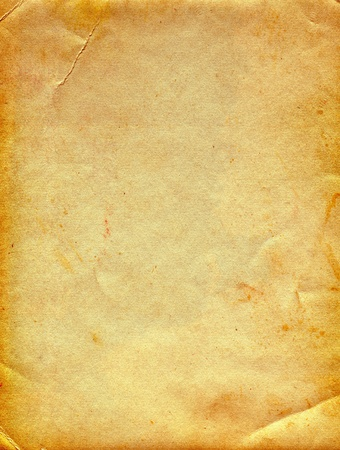 Photo for extreme big size of old paper page texture - Royalty Free Image