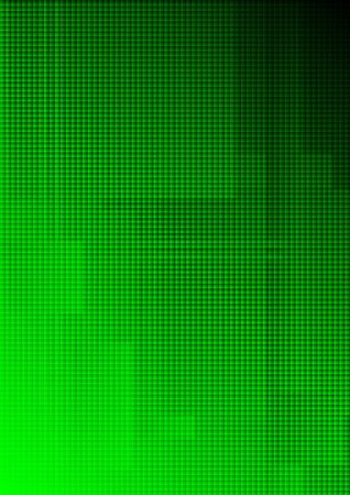 Abstract green and black textural background のイラスト素材