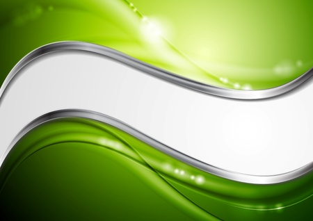 Abstract colourful wavy background. Vector design eps 10