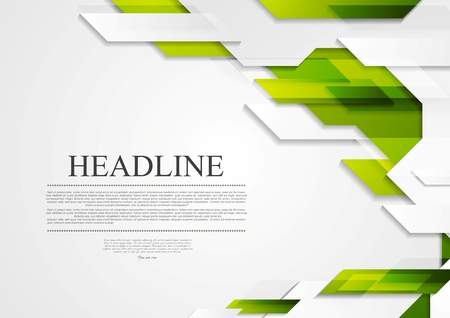 Photo pour Abstract modern geometric bright design - image libre de droit