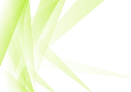 Illustration pour Abstract green minimal tech background - image libre de droit