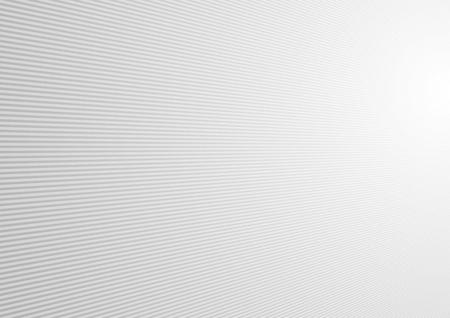 Illustration pour Light grey abstract lines tech background. Vector design - image libre de droit