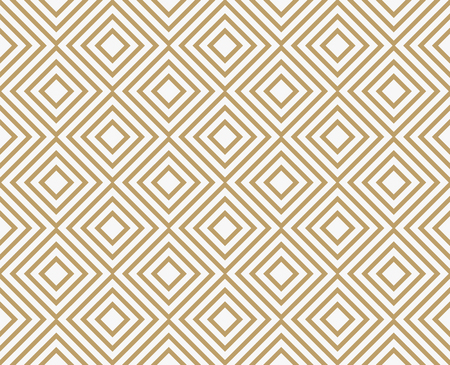 Illustration for geometric seamless pattern with line, modern minimalist style pattern background - Royalty Free Image