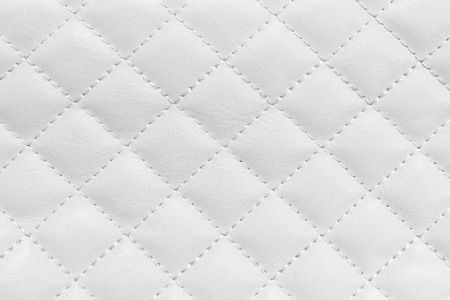 Foto de white leather background,luxury background. - Imagen libre de derechos