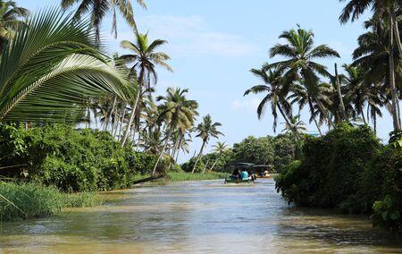Photo pour South India Natural Tour Destinations - image libre de droit