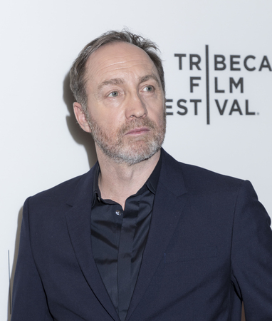 NEW YORK, NY , USA - APRIL 20: Actor Michael McElhatton attends National Geographic's 'Genius' Premiere during the 2017 Tribeca Film Festival at BMCC Tribeca PAC, Manhattan