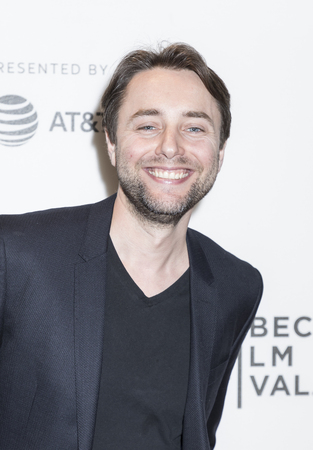 NEW YORK, NY , USA - APRIL 20: Actor Vincent Kartheiser attends National Geographic's 'Genius' Premiere during the 2017 Tribeca Film Festival at BMCC Tribeca PAC, Manhattan