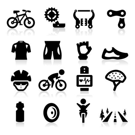 Biking icon