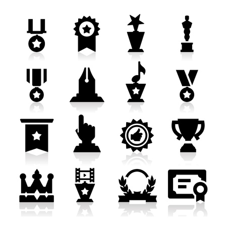 Medals icons