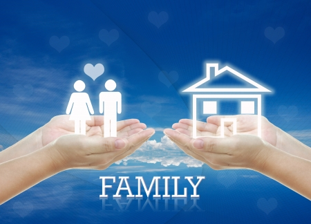 idea artwork for HOME building ,planning, family concepts .