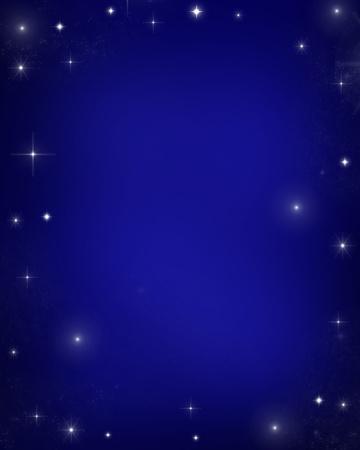 Photo pour vertical blue modern galxy background - image libre de droit