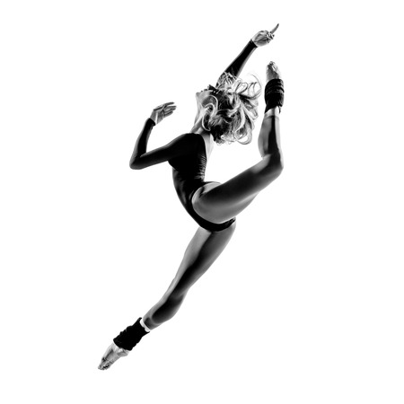 Photo for Ballerina posing - Royalty Free Image
