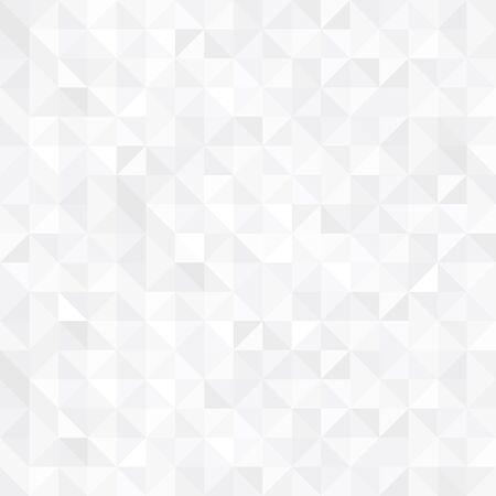 Ilustración de Seamless geometric pattern. Abstract triangular background. - Imagen libre de derechos