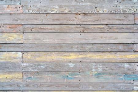 Photo pour Old vintage boards. Texture of old wooden surface. - image libre de droit