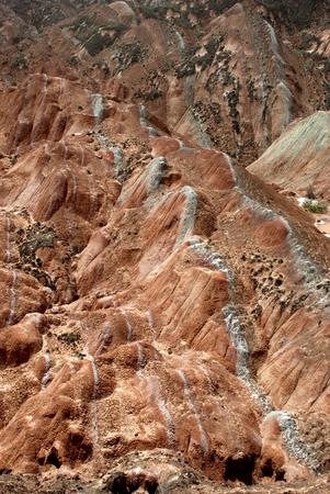Zhangye Danxia Geological Park