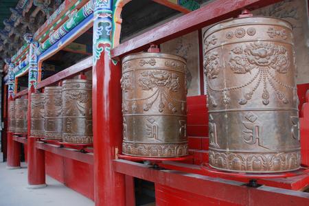 Kumbum Monastery winding pass