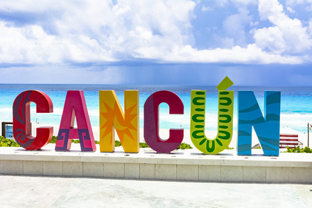 Photo pour Yucatan resort Cancun - image libre de droit